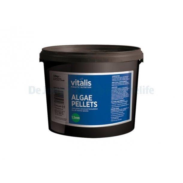 Algae Pellets (XS) 1mm - 1.8kg Shop Use