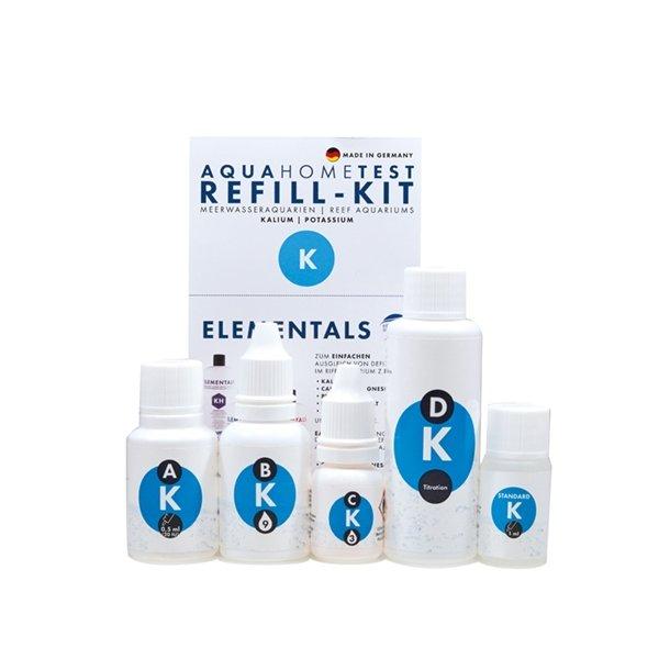 AquaHomeTest K Refill-Set