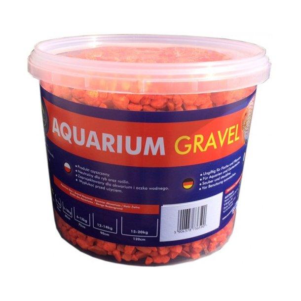 Akvariegrus orange 5kg