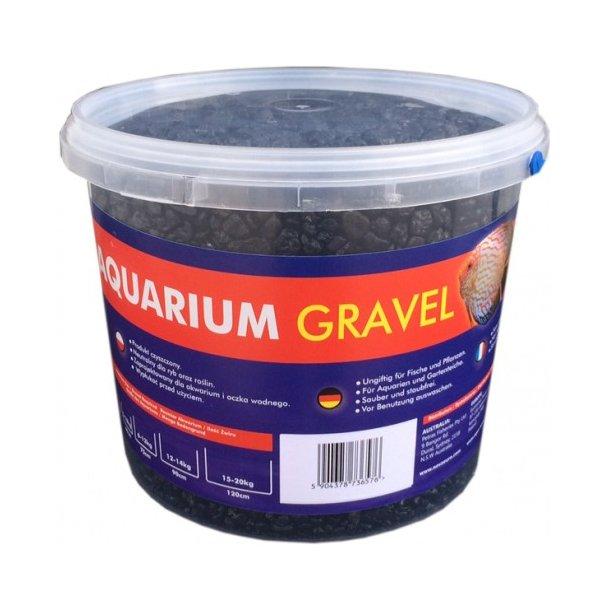Akvariegrus sort 5kg
